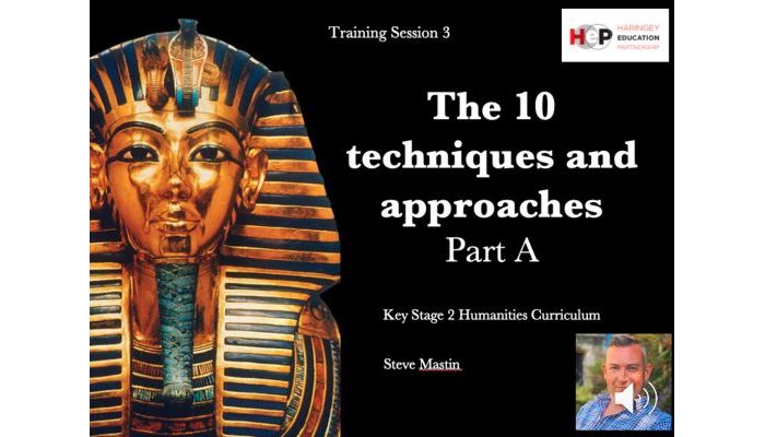 Ten practical teaching approaches and techniques: high-leverage teaching for Part A: 1-5